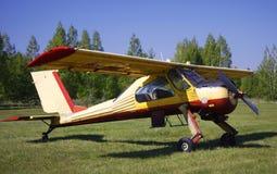 PZL-104维尔加 免版税库存图片