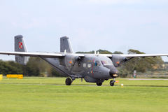 PZL M28 Skytruck Royalty Free Stock Images