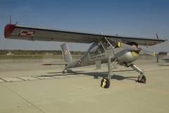 PZL-104 Wilga Arkivbilder