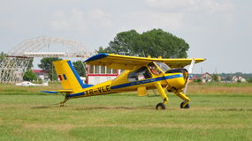 PZL-104 Wilga Arkivbild