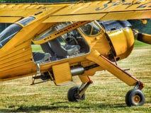 PZL-104 Wilga 80 avions photographie stock