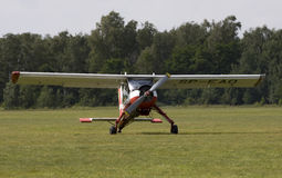 PZL-104 Wilga Royalty Free Stock Photo