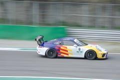Q8 υψηλός εκτελέστε το φλυτζάνι Porsche 911 Carrera στοκ φωτογραφίες