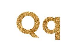 ??q 英语字母表 r 库存照片