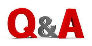 Q&A象 皇族释放例证