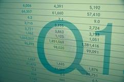 Q1 Stock Images