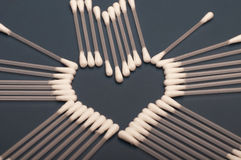 Q-tips Stock Photography