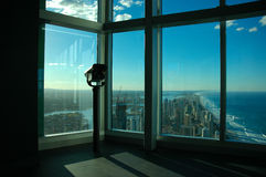 Q1 Observation Deck Stock Photography