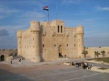 Qaitbey citadel Royalty Free Stock Photos