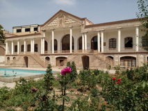 Qajar muzeum zdjęcia stock