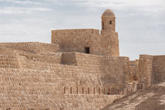 Qal'At Al Bahrain Fort, Island of Bahrain Stock Images