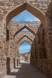 Qal'At Al Bahrain Fort, Island of Bahrain Royalty Free Stock Images