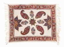Qalamkar - calicó impreso, artesanía persa. foto de archivo libre de regalías