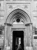 Qalawun复合体的门 免版税图库摄影