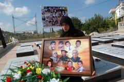 Qana massacre Stock Image