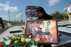 Qana Massacre Royalty Free Stock Photos