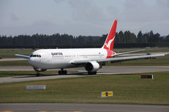 Qantas Stockfotos