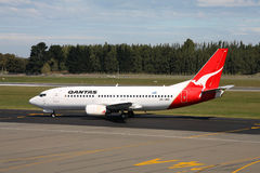 Qantas Royalty Free Stock Image