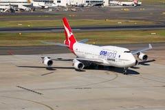 Qantas Royalty Free Stock Image