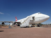 Qantas Founders Museum, Longreach, Queensland Royalty Free Stock Image