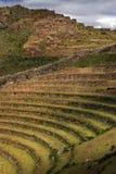 Qantus Raqay - den sakrala dalen av incasna - Peru Royaltyfri Foto