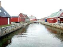 Qaqortoq de Gronelândia Imagem de Stock Royalty Free
