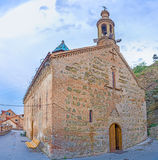 Qarapi St George Church in Tbilisi Royalty Free Stock Image