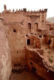 Qasba ` s Tobius в горах атласа в Марокко Стоковое фото RF