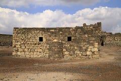 Qasr al-Azraq royalty-vrije stock foto