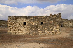 Qasr al-Azraq Royalty Free Stock Photo