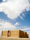 Qasr al Kharanah or Harrana. Jordan. Stock Photography
