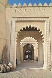 Qasr Al Sarab Hotel Abu Dhabi Stockfotografie