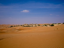 Qasr al sarab resort Stock Photo