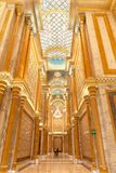 Qasr Al Watan, het Presidentiële Paleis van de V.A.E, Abu Dhabi royalty-vrije stock foto