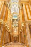 Qasr Al Watan, UAE pałac prezydencki, Abu Dhabi zdjęcie royalty free