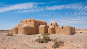 Qasr Amra, Jordan Stock Photography