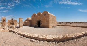 Qasr Amra, Jordania Fotos de archivo