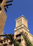 qasr för aldubai hotell Arkivfoton
