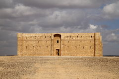 Qasr Kharana Royalty Free Stock Photo