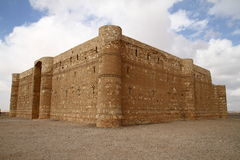 Qasr Kharana Royalty Free Stock Images