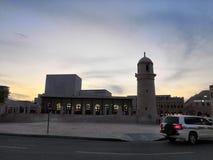 qatar royaltyfri foto