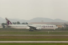 Qatar Airways Stock Foto