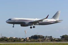 Qatar Amiri Airbus A320 Fotografía de archivo