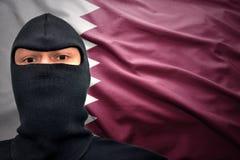 Qatar danger Stock Photography