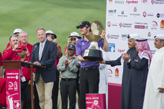 Qatar Masters 2013 Royalty Free Stock Photography