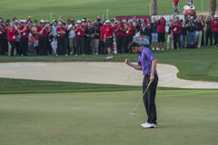 Qatar Masters 2013 Royalty Free Stock Images