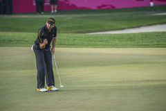Qatar Masters 2013 Stock Photos