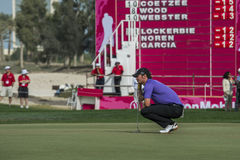 Qatar Masters 2013 Royalty Free Stock Photos