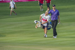 Qatar Masters 2013 Stock Photography
