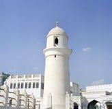 Qatar-Minarett Stockfotos